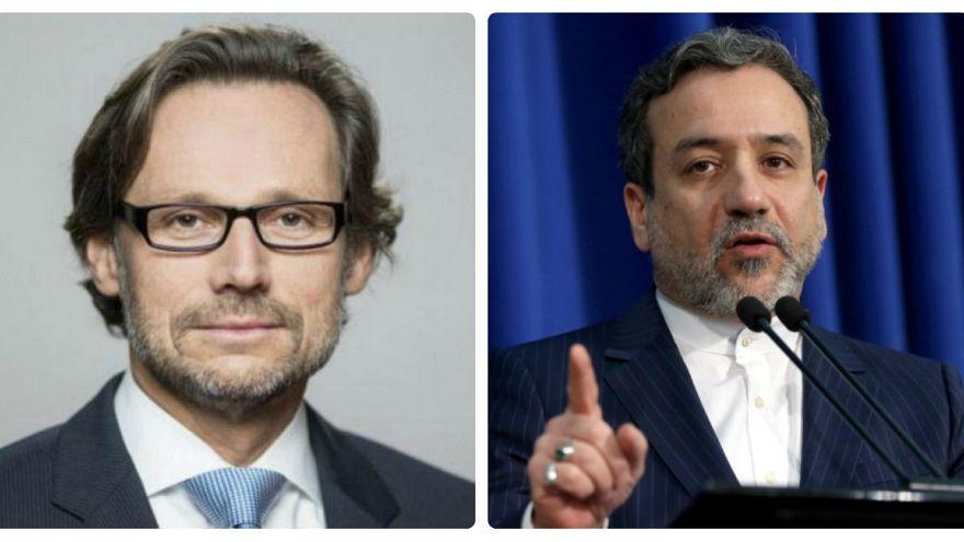 عراقچی در دیدار با دیپلمات آلمانی از «پایان خویشتن داری» ایران سخن گفت
