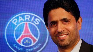 Katarlı medya devi BeIN Sports'un CEO'su ve Fransız futbol kulübü PSG Başkanı'na rüşvet soruşturması