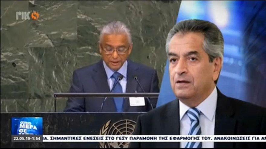 «Ισχυρό όπλο για την Κύπρο το ψήφισμα του ΟΗΕ»