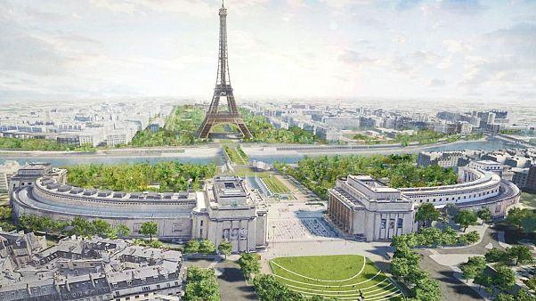 54 hektáros parkot hoznak létre az Eiffel-torony körül