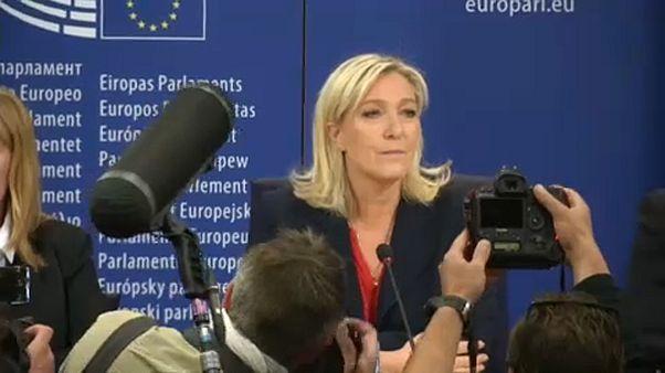 Korruptionsverdacht: Marine Le Pen zu hoher Geldstrafe verurteilt