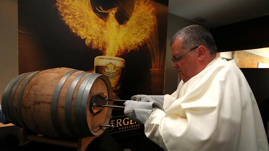 220 éves receptből főz újra sört egy belga apátság