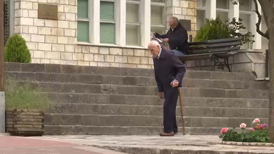 Η ψήφος των ηλικιωμένων - η ηλικιωμένη ψήφος