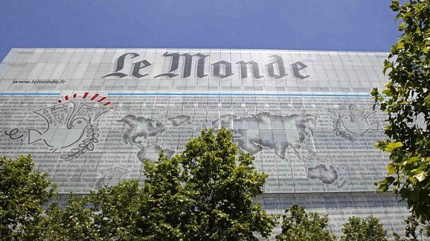 Fransa'da Le Monde gazetesi yöneticisi Benalla haberi için ifadeye cağrıldı