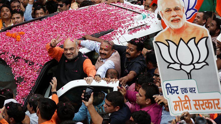 Indien: Modi-Partei BJP erklärt Sieg bei Parlamentswahl