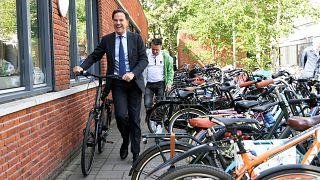 Нидерланды голосуют