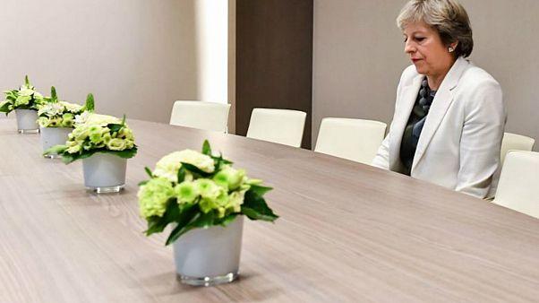 Le Brexit aura porté la poisse à Theresa May jusqu'au bout