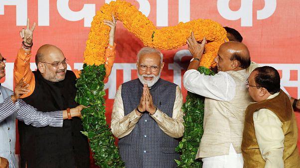 Indiai választás: a kormányfő pártja győzött