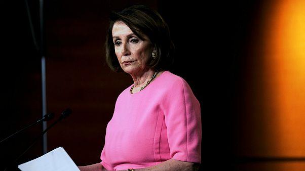 تنش بین دموکراتها و کاخ سفید؛ پلوسی خواستار وساطت خانواده ترامپ شد
