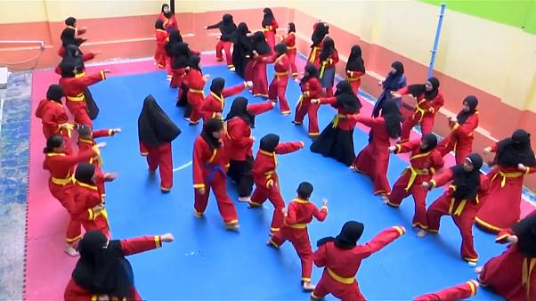 Indonesian martial arts school helps Egyptian women battle harassment