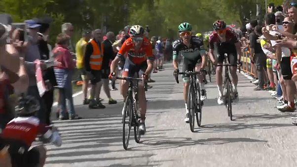 «Джиро д'Италия»: 12-й этап за хозяевами