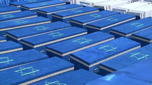 Bielorussia: 77 anni dopo, sepolti gli ebrei di Brest