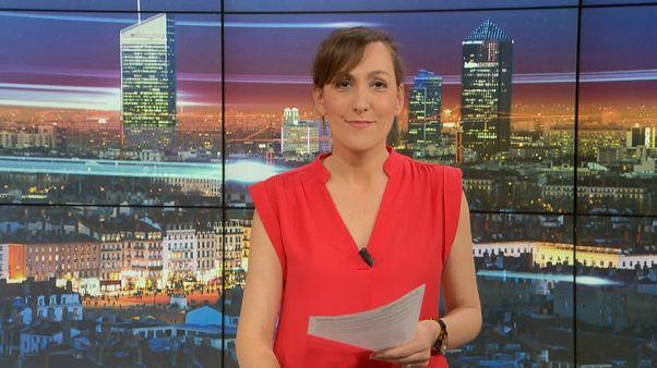 Euronews Soir : l'actualité du jeudi 23 mai 2019