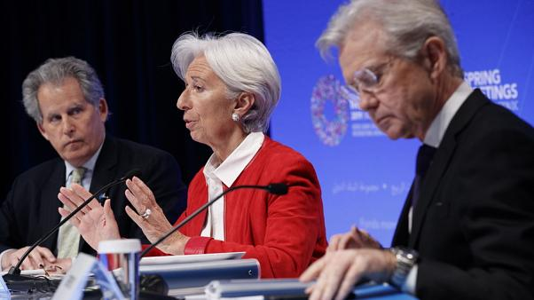 Tζέρι Ράις: Το ΔΝΤ αναγνωρίζει την οικονομική πρόοδο στην Ελλάδα