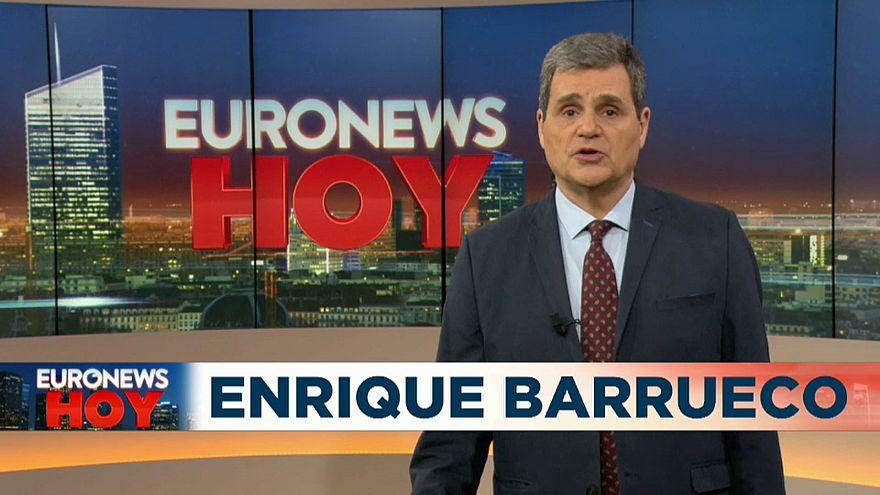 Euronews  Hoy | Las noticias del jueves 23 de mayo de 2019