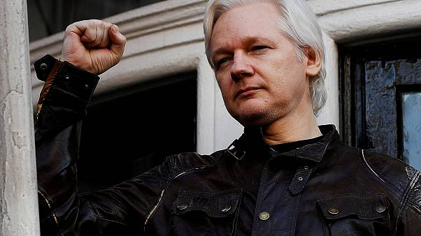 US justice department announces 17 new charges against WikiLeaks founder Julian Assange