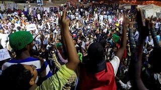 """Massenproteste im Sudan: """"Ihr Blut wird nicht umsonst vergossen"""""""