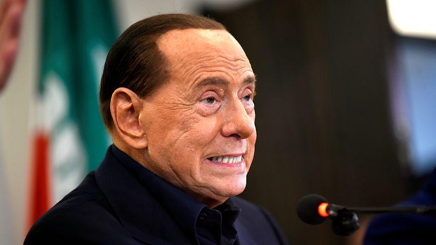 İtalya eski Başkanı ve Forza Italia Başkanı Silvio Berlusconi