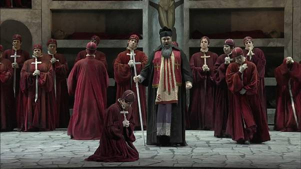 """L'ange de feu"" de Prokofiev atterrit à Rome"