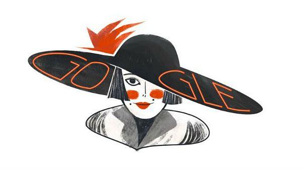 Google ilk Türk opera sanatçısı Semiha Berksoy'u Doodle yaptı