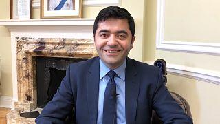 Elbistan'dan Londra'ya: Lambeth ilçesinin Kürt Belediye Başkanı İbrahim Doğuş
