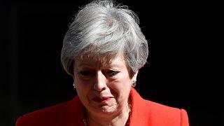 """Theresa May dimite: """"Siempre lamentaré profundamente no haber podido ejecutar el Brexit"""""""