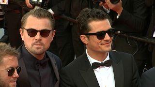 Leonardo DiCaprio incendia la alfombra roja