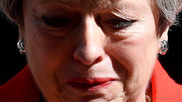 İngiltere Başbakanı May