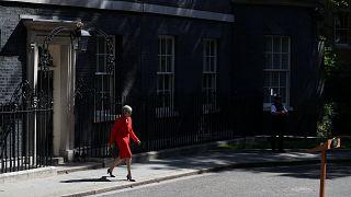 ¿Quiénes son los favoritos para remplazar a Theresa May como primera ministra del Reino Unido?