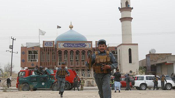 Kabil'de cami saldırısı