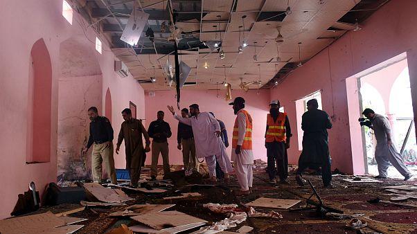 پاکستان؛ انفجار در مسجد سنیها در کویته ۲ کشته و ۱۴ زخمی بر جای گذاشت