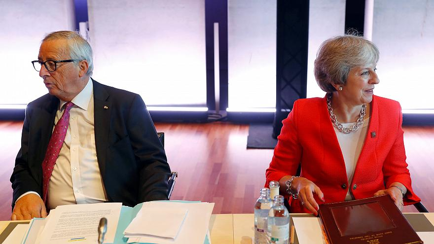 How have European leaders reacted to Theresa May's resignation?