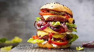 Do you know what's really in your veggie burger?