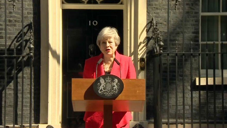 Sokan pályáznak Theresa May helyére