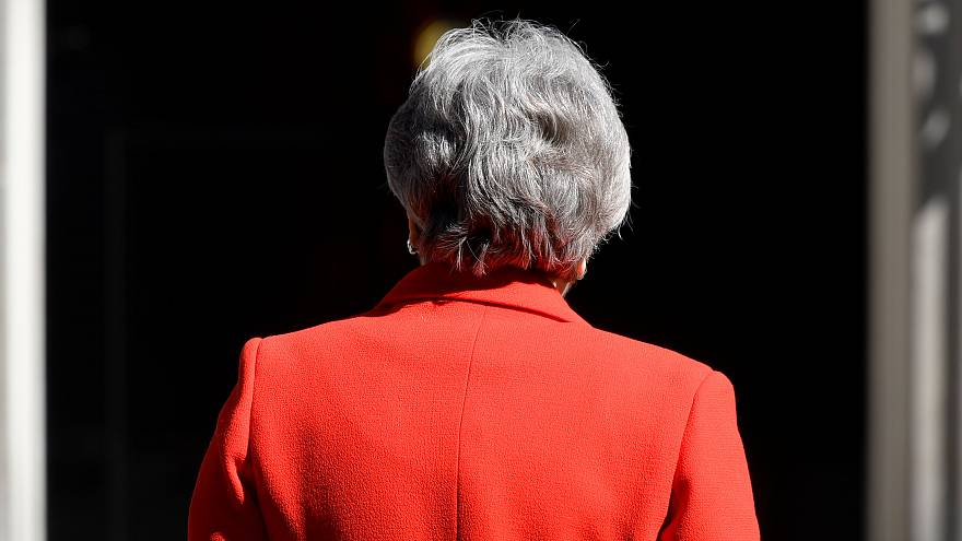 Mays Abschied unter Tränen: Am Brexit gescheitert