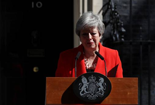 Watch: Theresa May's funniest moments