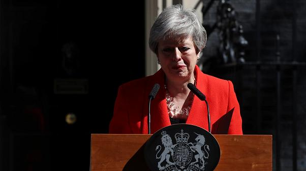 May resigns as UK prime minister after failing to break Brexit deadlock