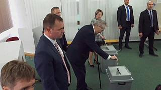 República Checa e Irlanda celebran su jornada electoral europea