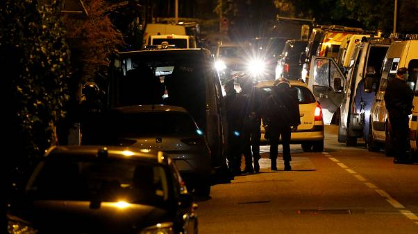 Έκρηξη με οχτώ τραυματίες στη Λυών