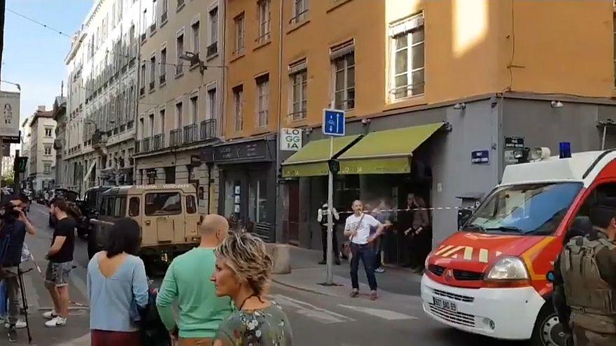 Fransa'nın Lyon kentinde patlama: Polis kayıplara karışan şüpheliyi arıyor