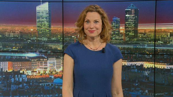 Euronews am Abend | Die Nachrichten vom 24.5.
