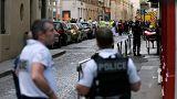 Bomba nel centro di Lione: otto feriti