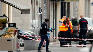 Explosion von Lyon: Französische Polizei nimmt Verdächtigen fest