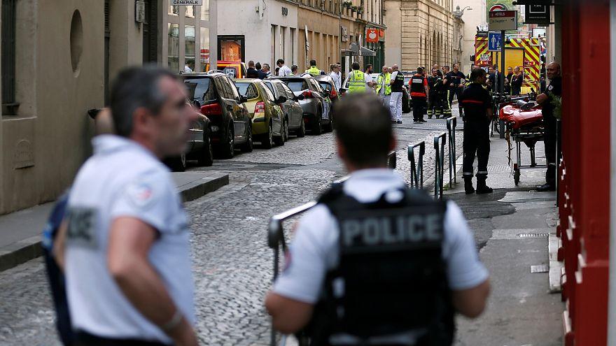 Взрыв в Лионе: полиция ищет подозреваемого