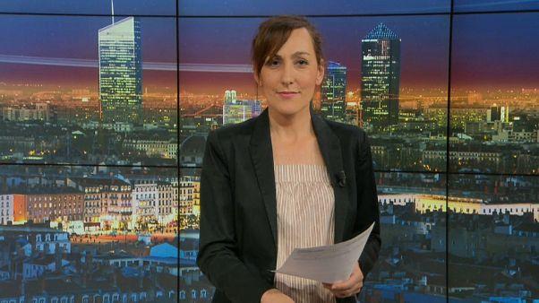 Euronews Soir : l'actualité du vendredi 24 mai 2019