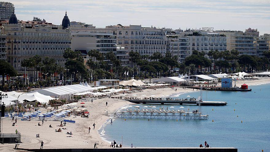 Cannes alla vigilia della consegna del premio