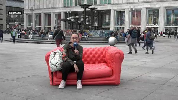 """Rumo às eleições europeias - O melhor do """"sofá vermelho"""""""