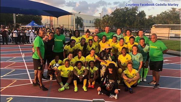 Mondiali femminili 2019: la figlia di Bob Marley salva le Reggea Girlz