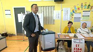 Los partidos proeuropeos en cabeza en las elecciones europeas