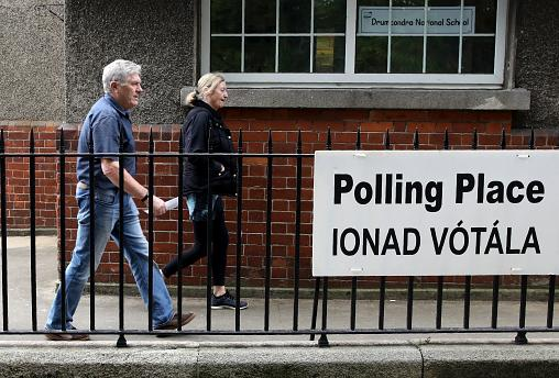 Fine Gael and Green Party have strong showing in Ireland